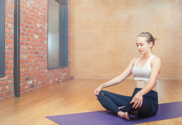 Individuální lekce jógy