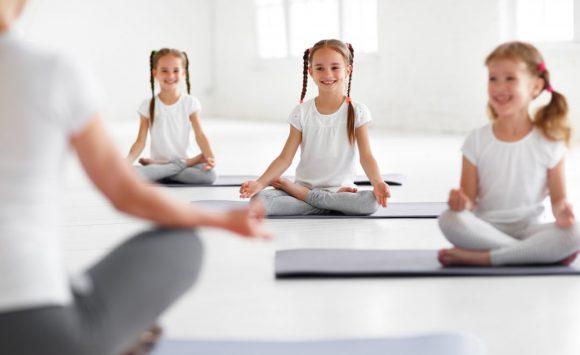 Mini kurz – dětské jógy